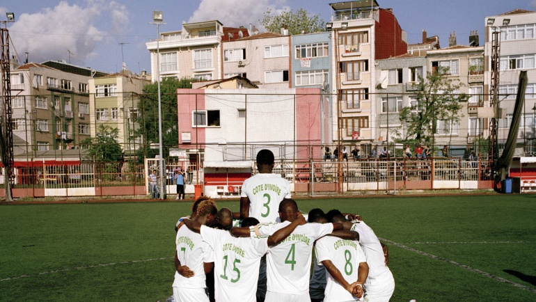 Mission 89 & New York City photography exhibition highlights football trafficking issues